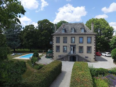 Manor House In 7 Acres With Private Pool