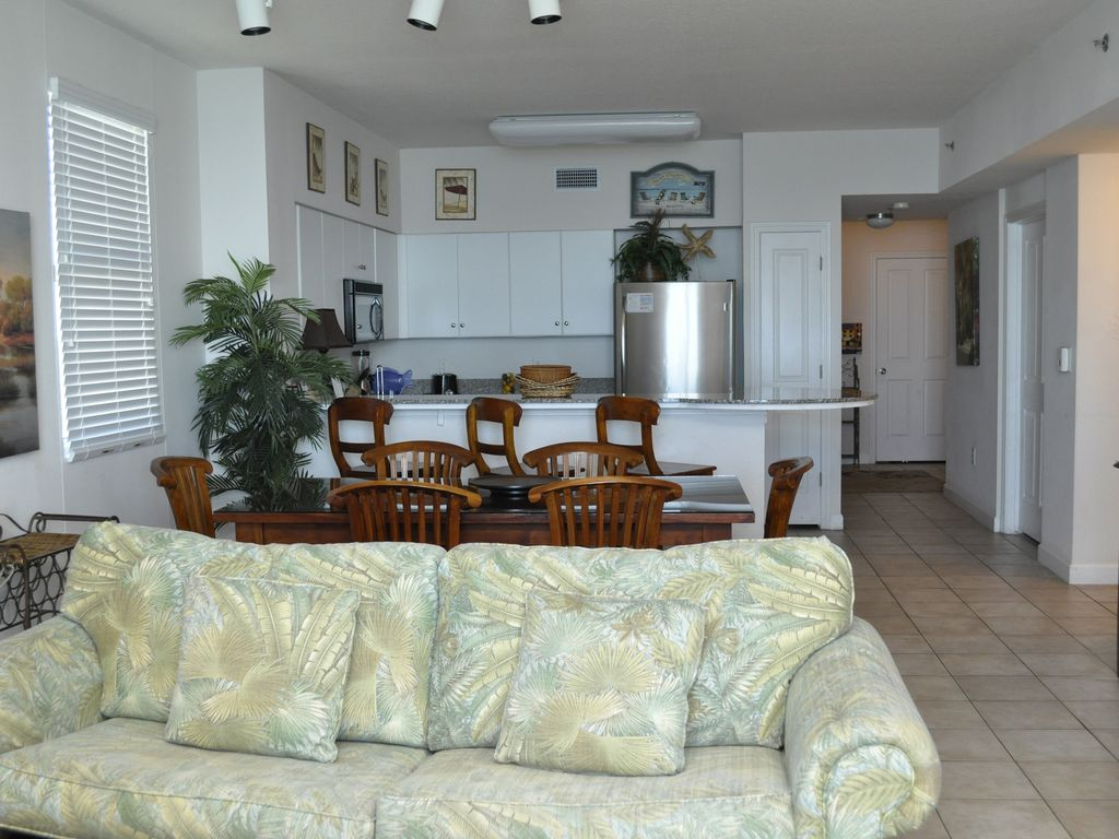 Panama city beach vacation rentals condo rentals homeaway - Two bedroom condo panama city beach ...
