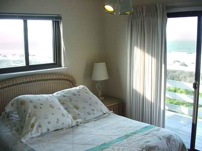 Tybee Island condo rental - Master Bedroom