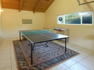 Seal Rock house photo - Ping pong room