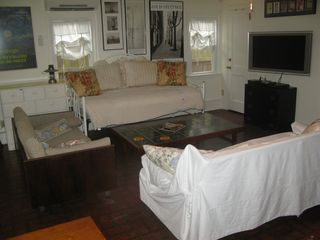 Rehoboth Beach house photo - Guest Cottage/TV Room