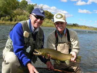 Bozeman house photo - Montana's best for it's Blue Ribbon Trout!