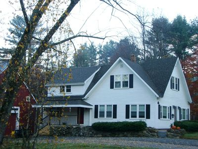 North Conway house rental - Kearsarge side