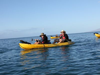 kayaking Olowalu