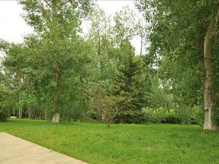 Calgary house photo - Set among groves of trees and a picturesque coulee near Didsbury.