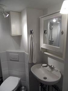 Old Center apartment rental - Bathroom