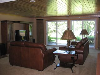 Amery house photo - Family room