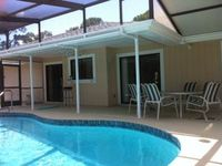 Falcon Sandy Beach Pool House