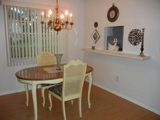 Vero Beach condo photo - Dining Area