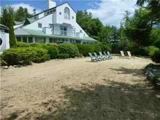 Moultonborough house photo - Lake Side of Home
