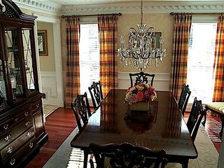 Stone Mountain house photo - Formal dining room that seats 8 to 10