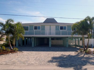 Palm Shores - Exterior Front View
