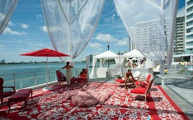 Mondrian Miami - The Place to be