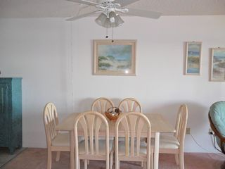 North Topsail Beach condo photo - .Dining Table with 6 chairs.