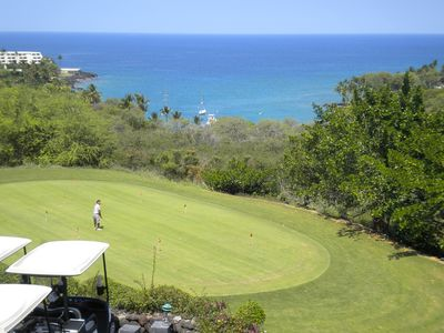 Kona Country Club's two golf courses just down the street.(Public)