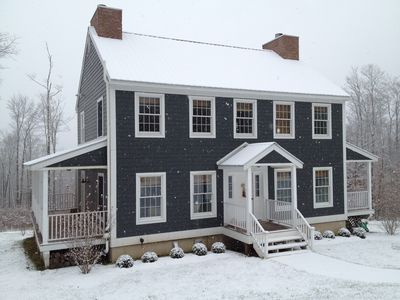 Livingston Manor house rental - So peaceful and beautiful it's almost hard to believe it is real!