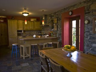 Killarney cottage photo - The Loft Kitchen & Dinning Area