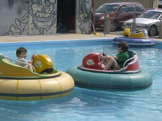 Lake Winnisquam house photo - Pirates Cove Miniture Golf and Bumper Boats