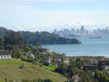 Tiburon condo rental - The View