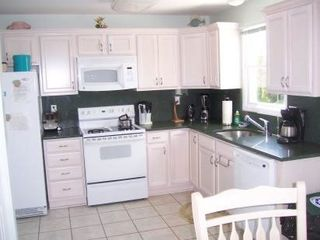 Kitchen - Beach Haven townhome vacation rental photo