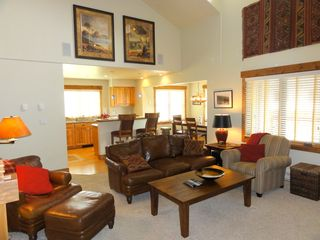 Steamboat Springs condo photo - Living Room