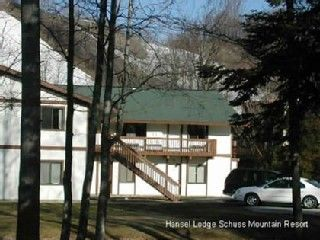 Hansel Lodge Schuss Mt upstair right # 145/146