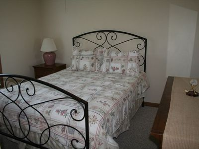 Fort Myers Beach house rental - Master bedroom - Queen bed