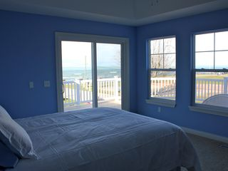 South Haven house photo - Amazing view from the master bedroom!