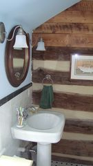 Amherst cabin photo - Bathroom