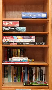 Books and more games