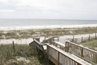 Oak Island house photo - Beach Access