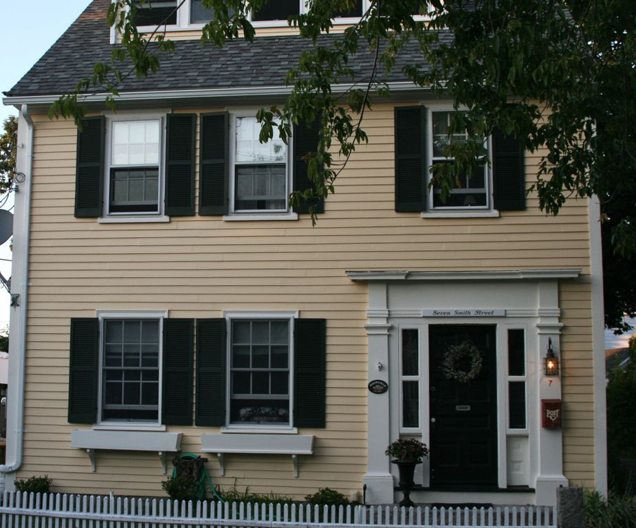 Beach House With Colonial Charm Steps To Vrbo