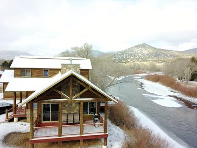 Brand New Home on the Rio Grande-Private Boat Ramp