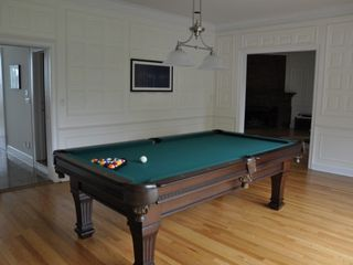 Sea Bright house photo - Pool table room