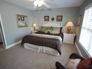 New Smyrna Beach condo photo - Spacious Master bedroom