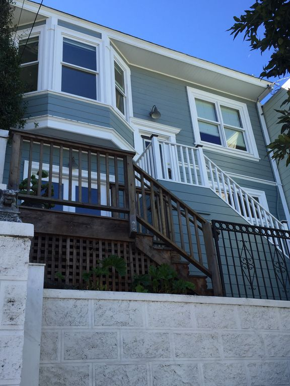 BERNAL HEIGHTS/ MISSION 600 sq feet Private Entry and Bath