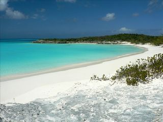 Great Exuma cottage photo - Moriah Harbour Cay beach