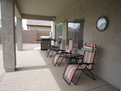 Maricopa house rental - Great place to kick back and enjoy the beautiful Arizona days!