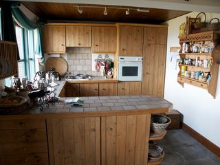 County Clare house photo - Kitchen