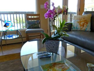 Pacific Grove condo photo - Living Rooom