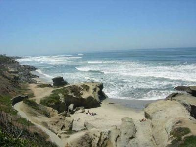Ocean Beach townhome rental - Walk 2 Blocks to View Gorgeous Sunsets, end of my street