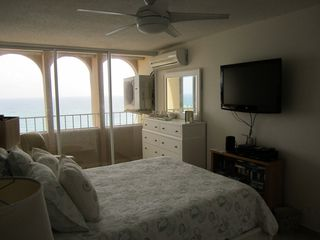 Luquillo condo photo - 30 foot balcony off living room, look at that amazing view