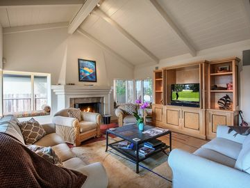 "Pacific Grove house rental - Welcome to ""Otter's Rest""! Spacious, Luxurious, Two Master Suites, Just Steps to the Seashore, Dog Friendly!"