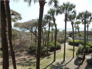 Kiawah Island villa photo - Ocean view from deck