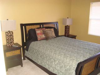 Orange Beach townhome photo - Upstairs Bedroom #2 with Queen!