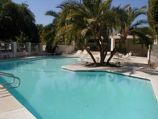 Rancho Mirage condo photo - pool and spa