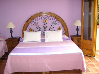 Puerto Vallarta villa photo - Poolside Rooms 2 and 3 have King and Twin beds