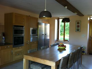 The kitchen, different angle