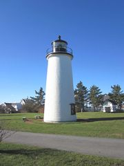 Plum Island cottage photo - Plum Island Light House