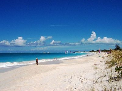Grandview's Grace Bay Beach Voted Best Beach in the Caribbean by Conde Nast